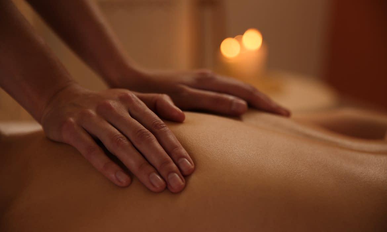 Świece sojowe do masażu