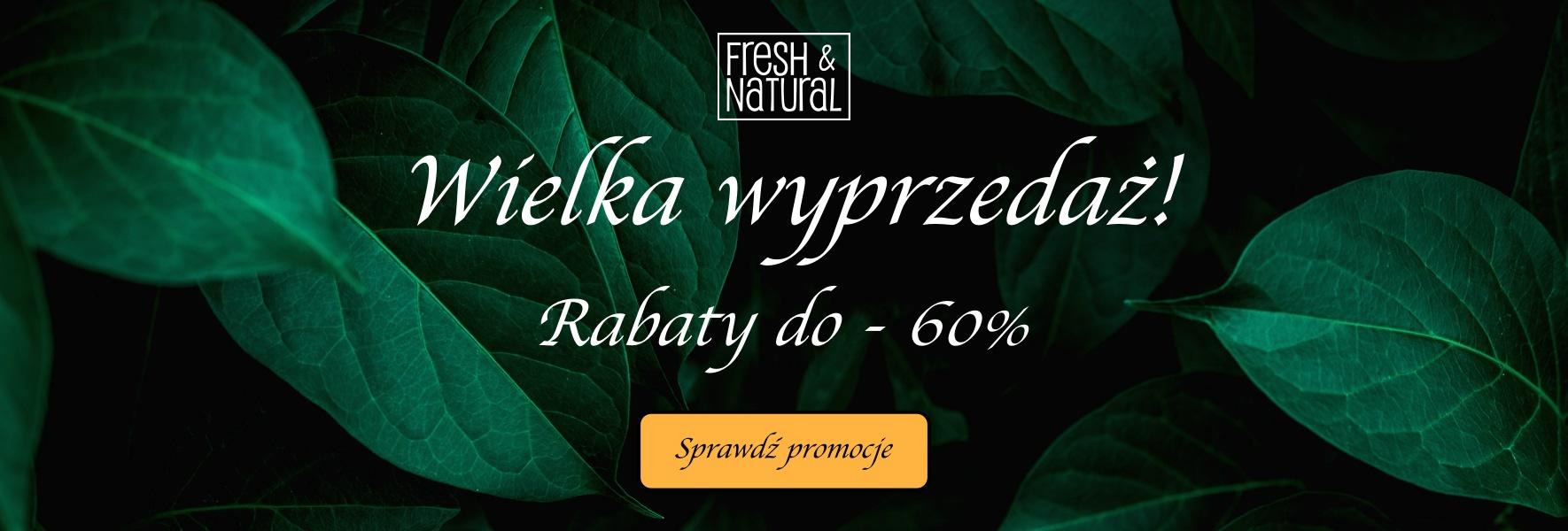 Promocja Fresh&Natural