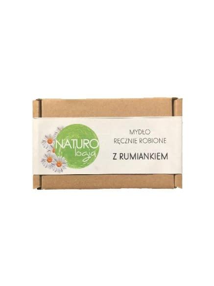 Naturalne mydło z rumiankiem