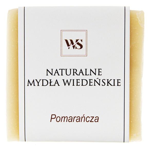 Mydło naturalne pomarańcza - Mydła wiedeńskie