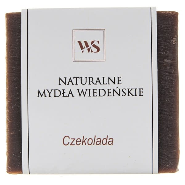 Naturalne mydło czekoladowe - Mydła wiedeńskie