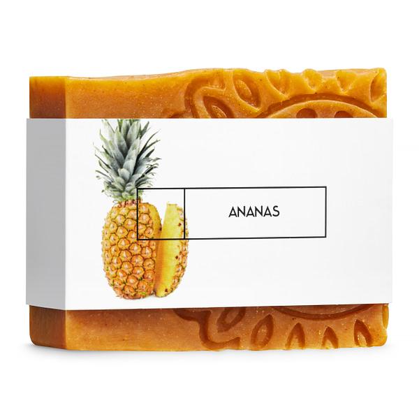 Mydło ananas
