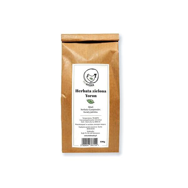 Herbata zielona Yoron